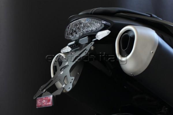 Evotech Kennzeichenhalter Triumph Speed Triple R/S/ RS '16-'18
