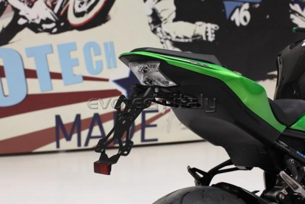 Evotech Kennzeichenhalter Kawasaki Z900 Bj. 17-