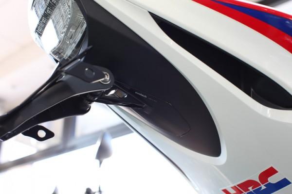 Evotech Kennzeichenhalter Honda CBR 1000 RR Bj. 10-16