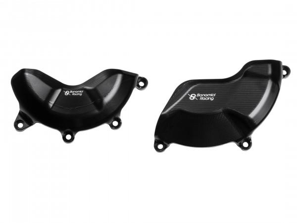 Bonamici Racing Motorschutzdeckel Ducati Panigale V4 Set 18/'19