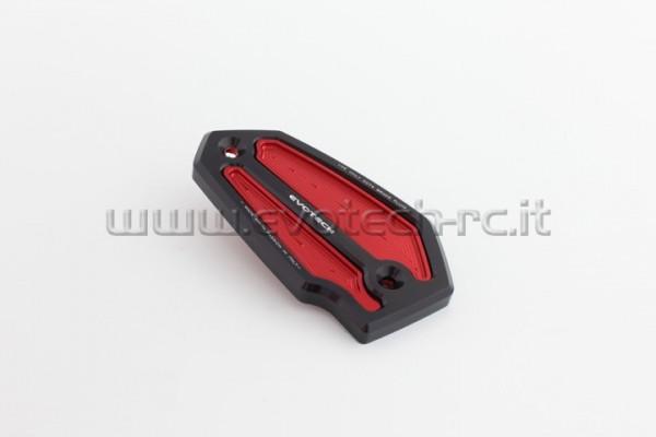 Evotech Bremsflüssigkeitshehälter Deckel Kawasaki Z 800 Bj. 13- / ER6N Bj. 09-