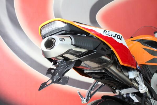 Evotech Kennzeichenhalter Honda CBR 600RR Bj. 13-