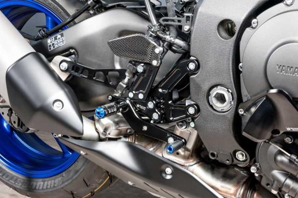 Bonamici Racing Motorschutzdeckel YAMAHA MT-10 Set 16/'17