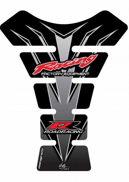 Motografix Tankpad schwarz Honda universal SPINE - UNIVERSAL