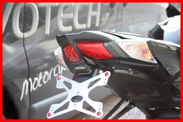 Evotech  Kennzeichenhalter Suzuki GSX-R 1000 Bj. 09-16