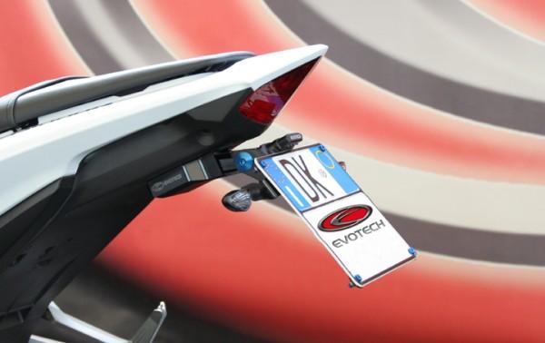 Evotech Kennzeichenhalter Honda CBR 600 F Bj. 11-13 / Hornet 600 Bj. 11-15