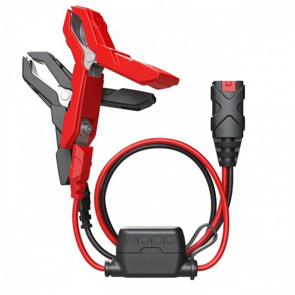 Noco Ladekabel mit Klemmen für G1100/G3500/G7200