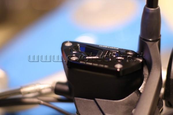 Evotech Kupplungsflüssigkeitshehälter Deckel BMW R 1200 GS Bj. 13- / R-NineT Bj. 14-