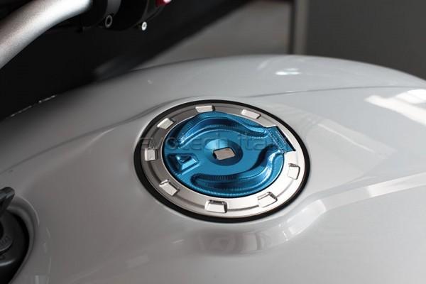 Evotech Tankdeckel für original Schlüssel BMW S1000RR / S1000R / RNineT