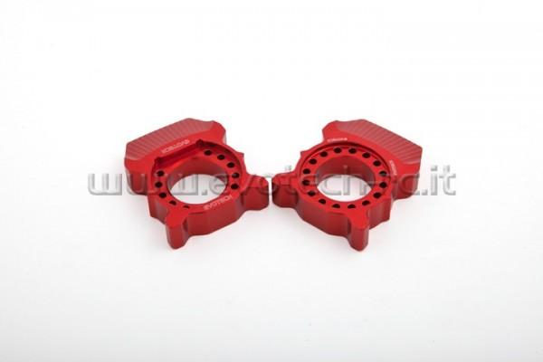 Evotech Kettenspanner Honda CBR 600RR Bj. 05- / CBR 1000RR Bj. 04-