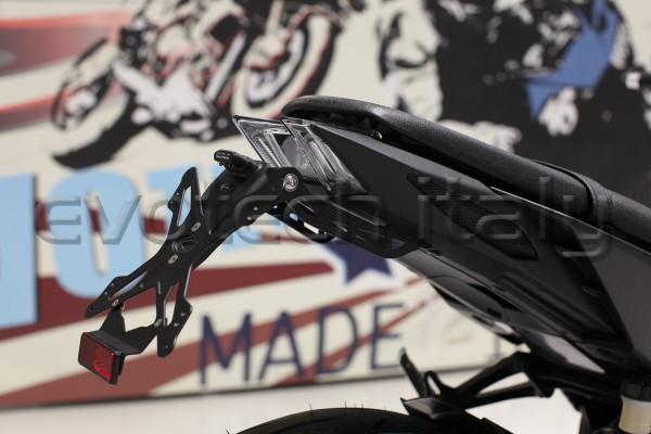 Evotech Kennzeichenhalter Yamaha MT-09 Bj. 17-