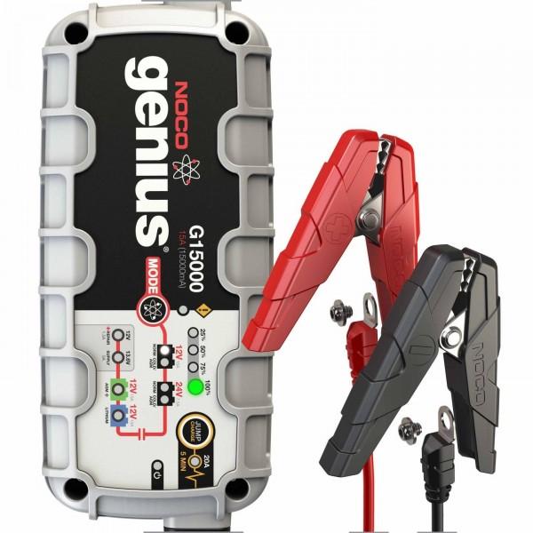Noco Batterie Ladegerät G15000EU 12/24V 15A