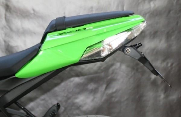 Evotech Kennzeichenhalter Kawasaki ZX10R Bj. 11-15