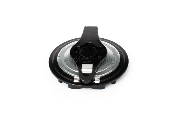 Evotech Tankdeckel für original Schlüssel Ducati Scrambler Bj. 15-