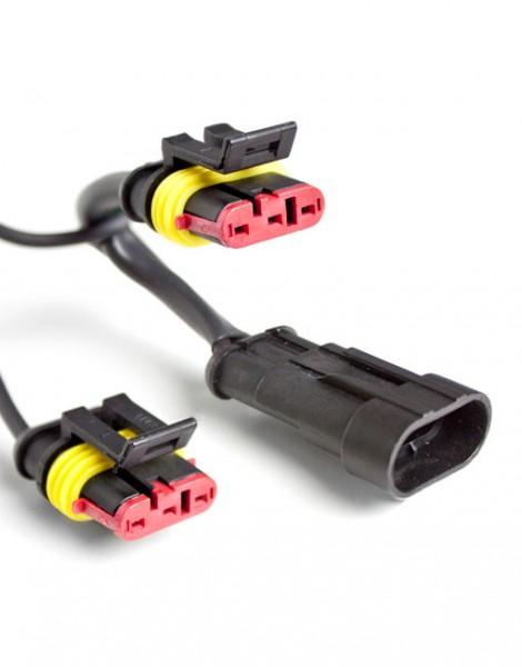 HM-Quickshifter Kabelbaum Plug & Play MV AGUSTA Type2 / 4 Polig