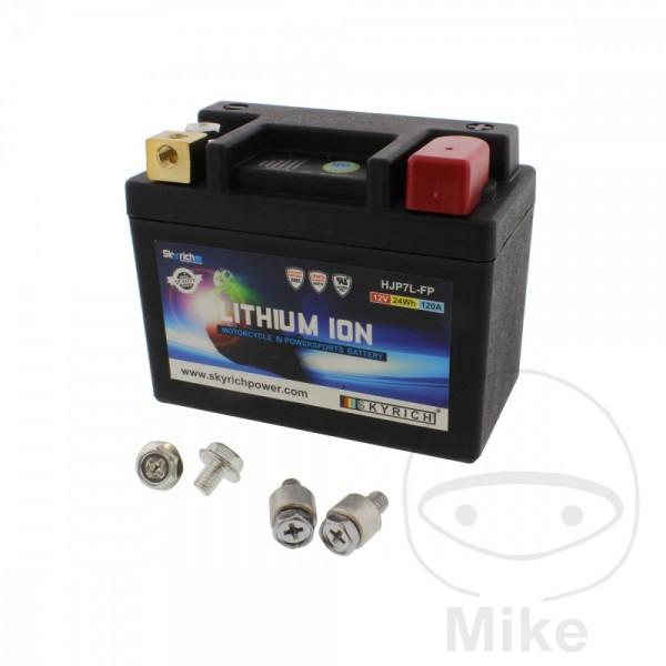 Skyrich Lithium Ionen Batterie HJP7L-FP mit Anzeige und Überladeschutz